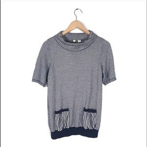 Anthropologie Moth Top tunic knit margate pocket